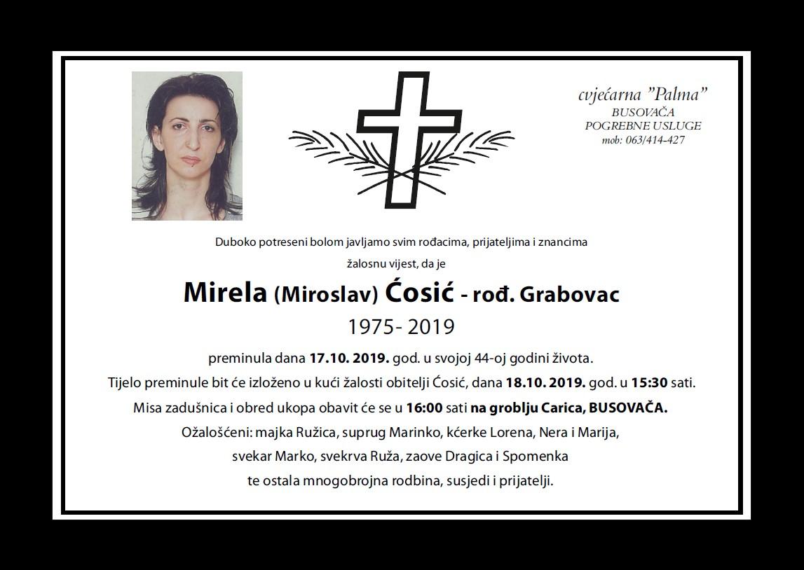 Mirela Ćosić