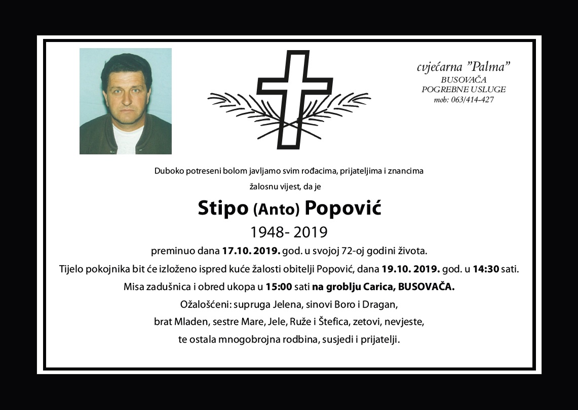 Stipo Popović
