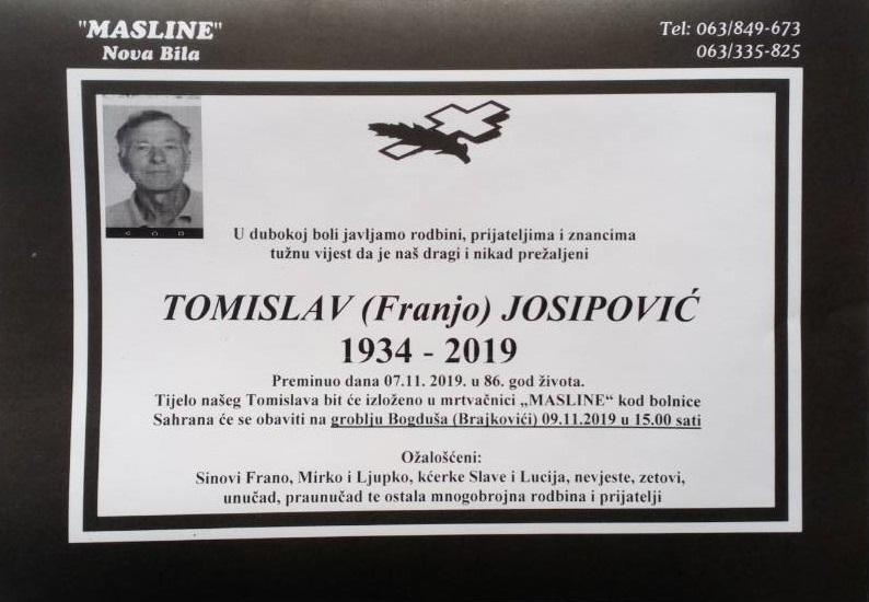 Tomislav (Franjo) Josipović