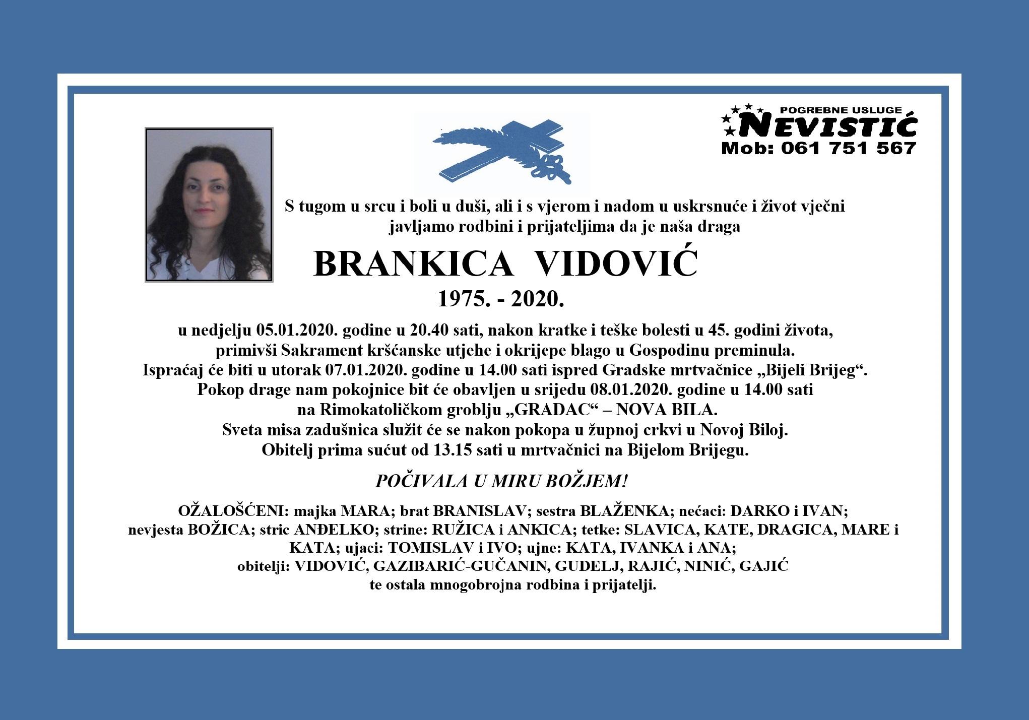 Brankica Vidović