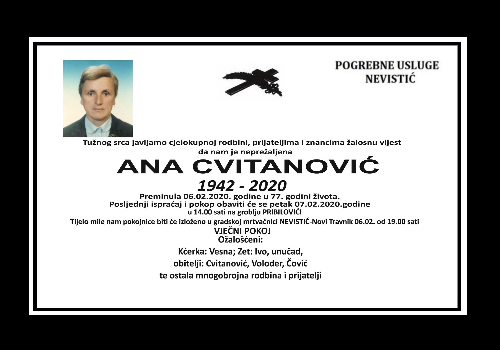 Ana Cvitanović