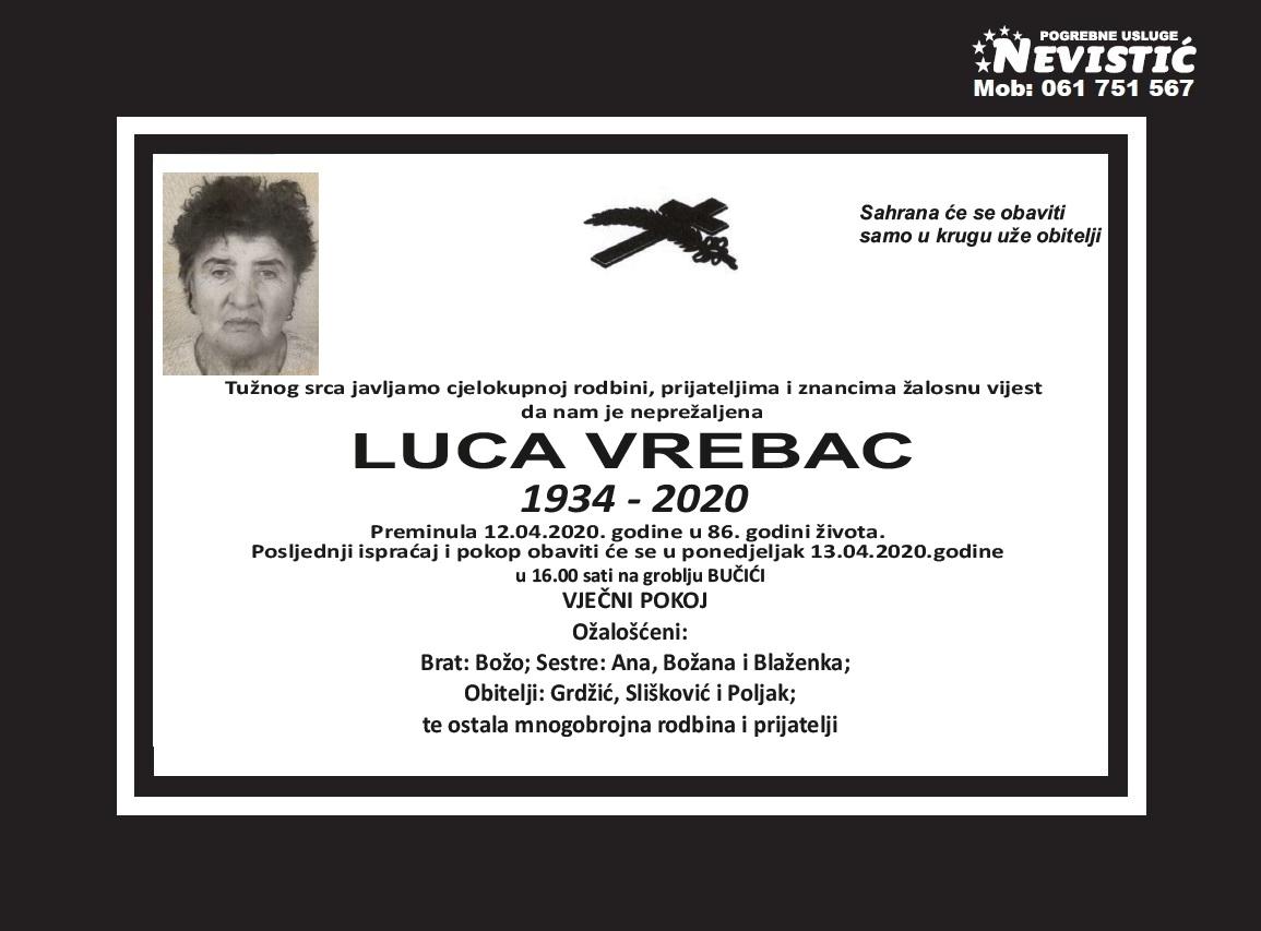 Luca Vrebac