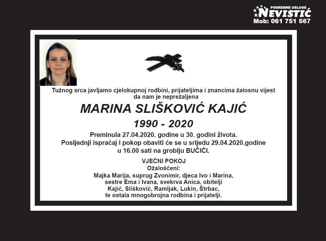 Marina Slišković Kajić