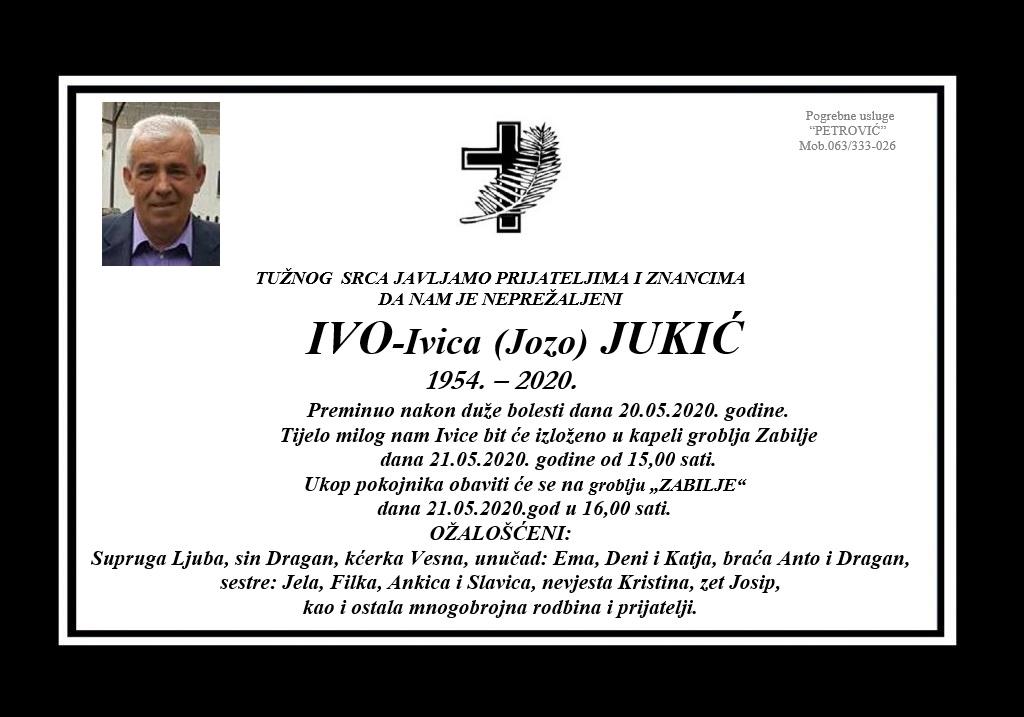 Ivo-Ivica (Jozo) Jukić