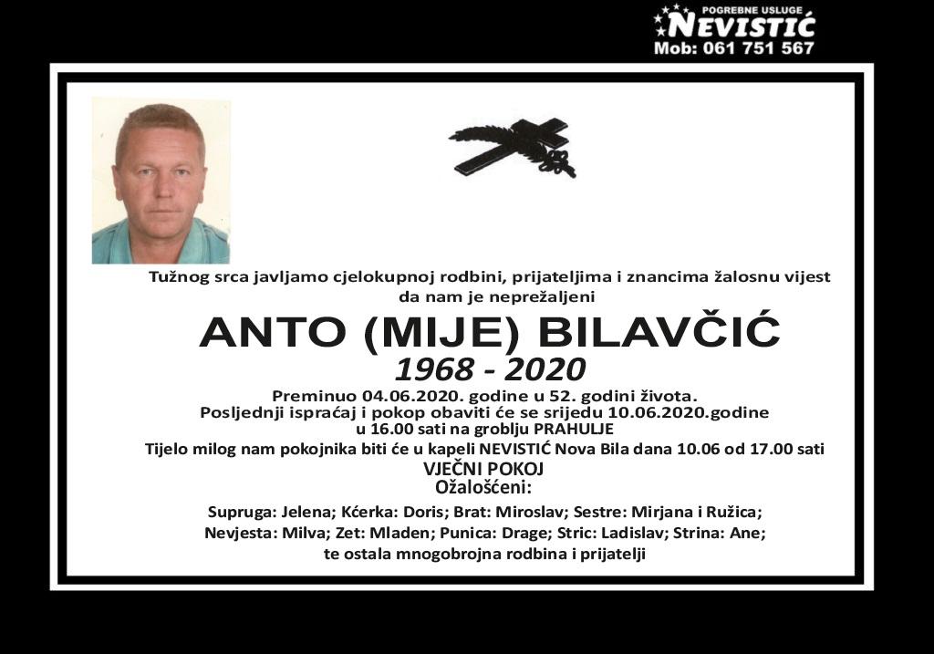 Anto (Mije) Bilavčić