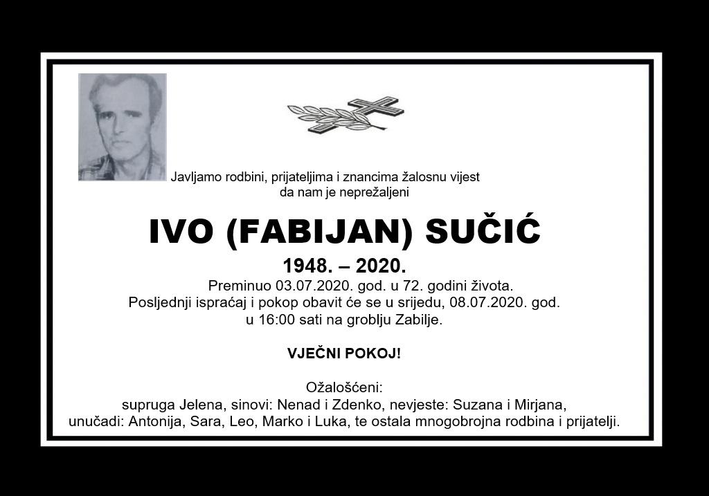 Ivo (Fabijan) Sučić
