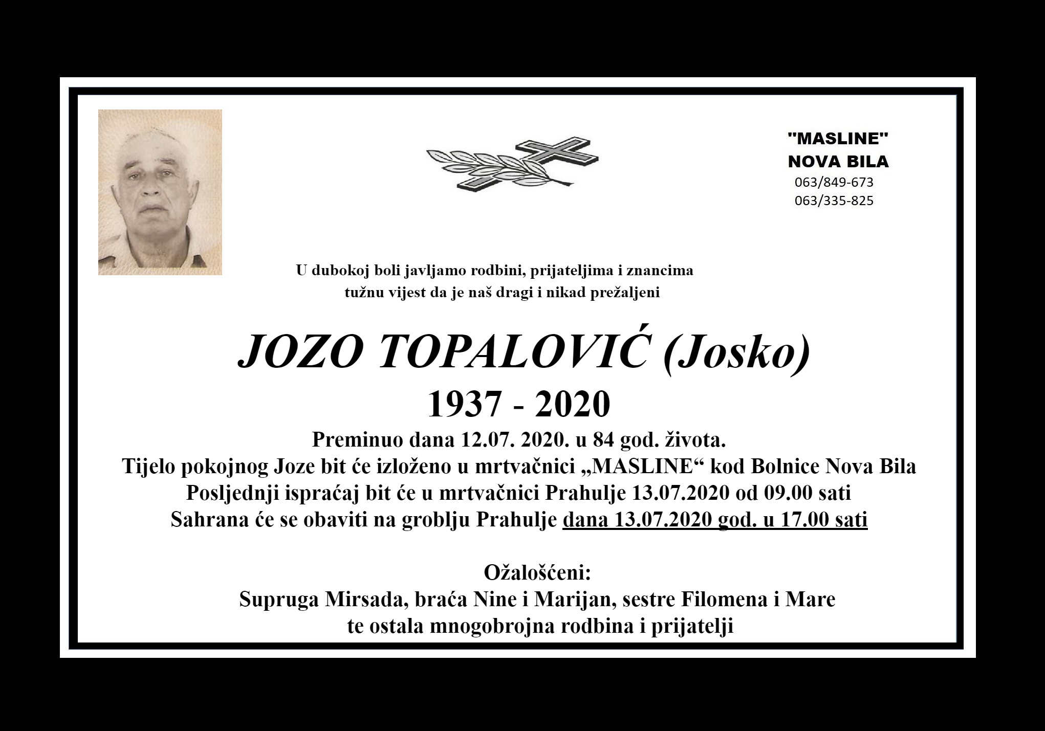 Jozo Topalović (Josko)