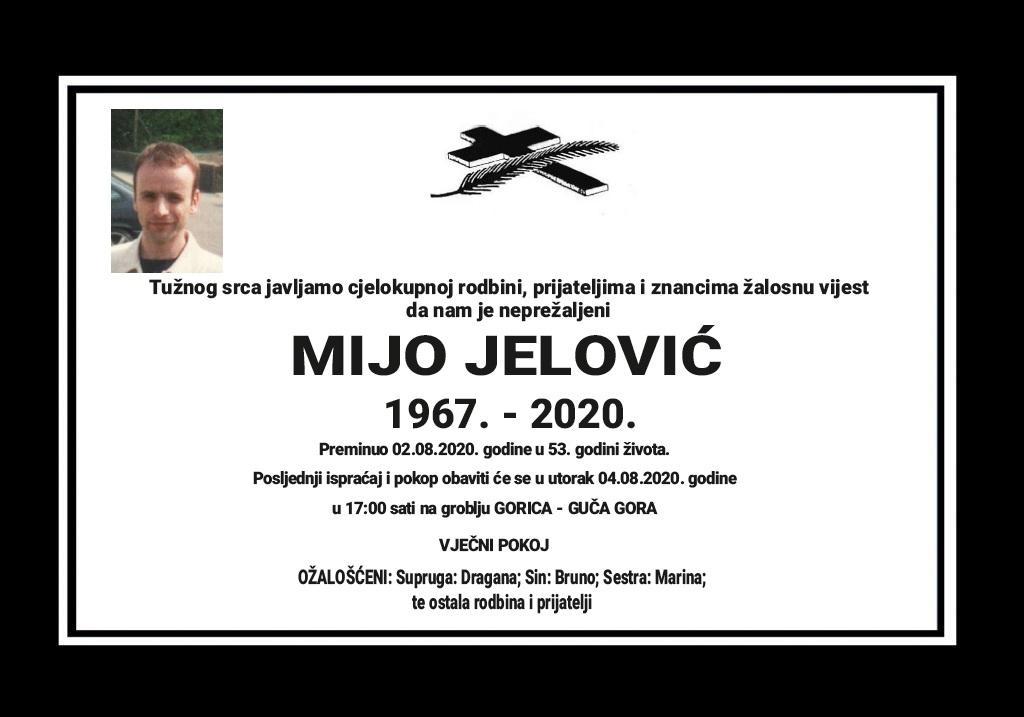 Mijo Jelović