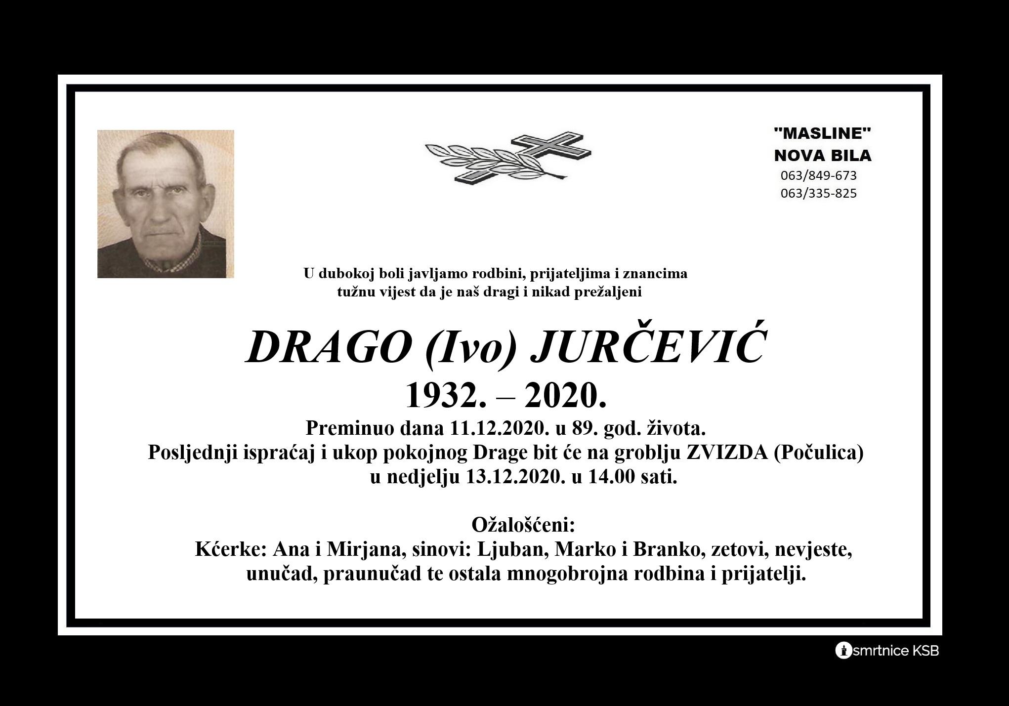 Drago (Ivo) Jurčević