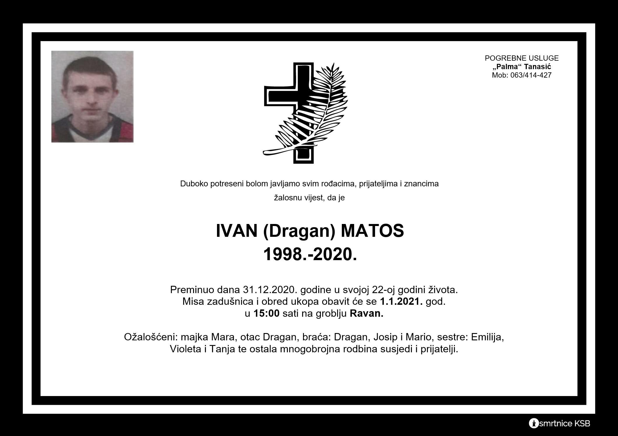 Ivan (Dragan) Matos