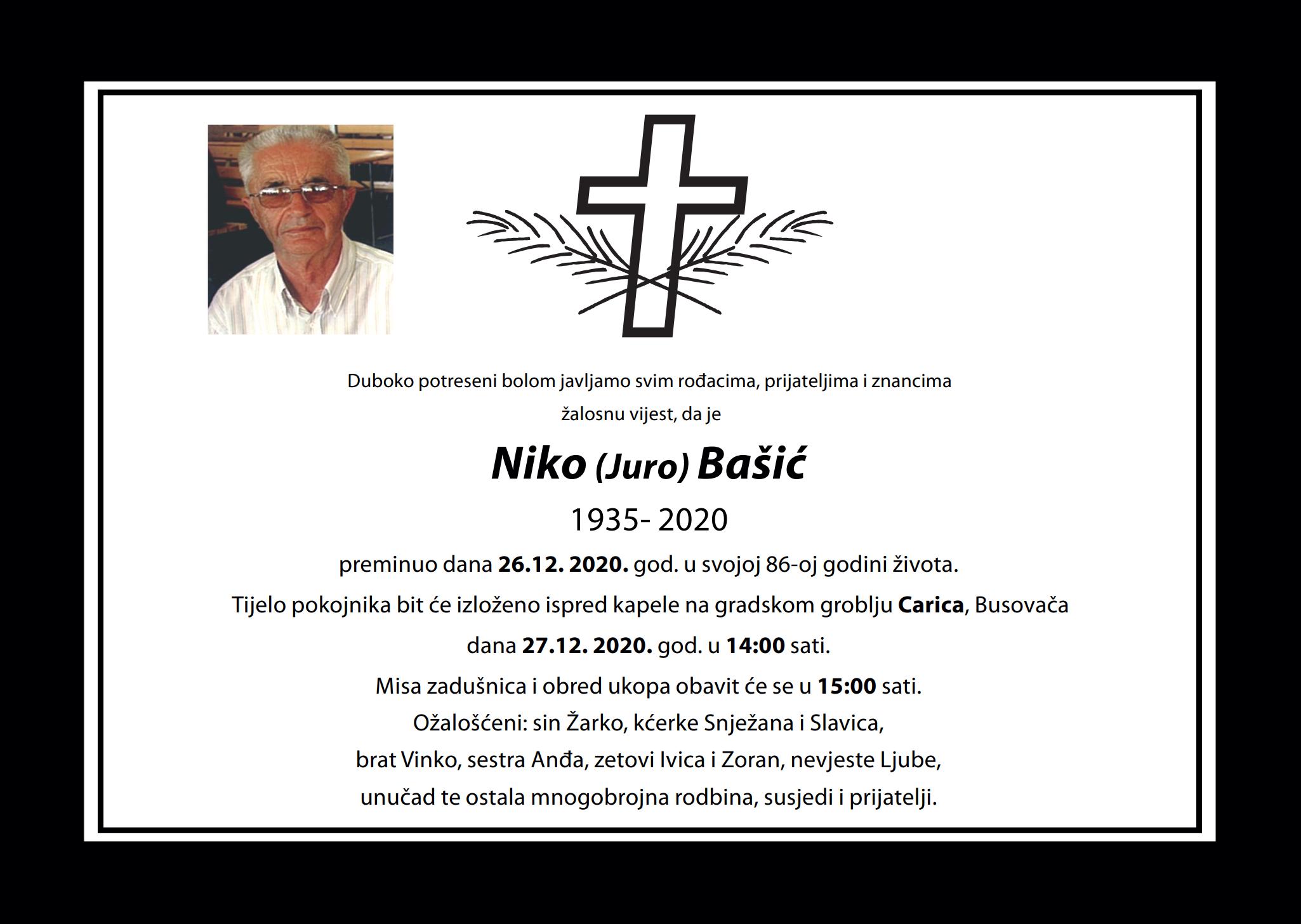 Niko (Juro) Bašić