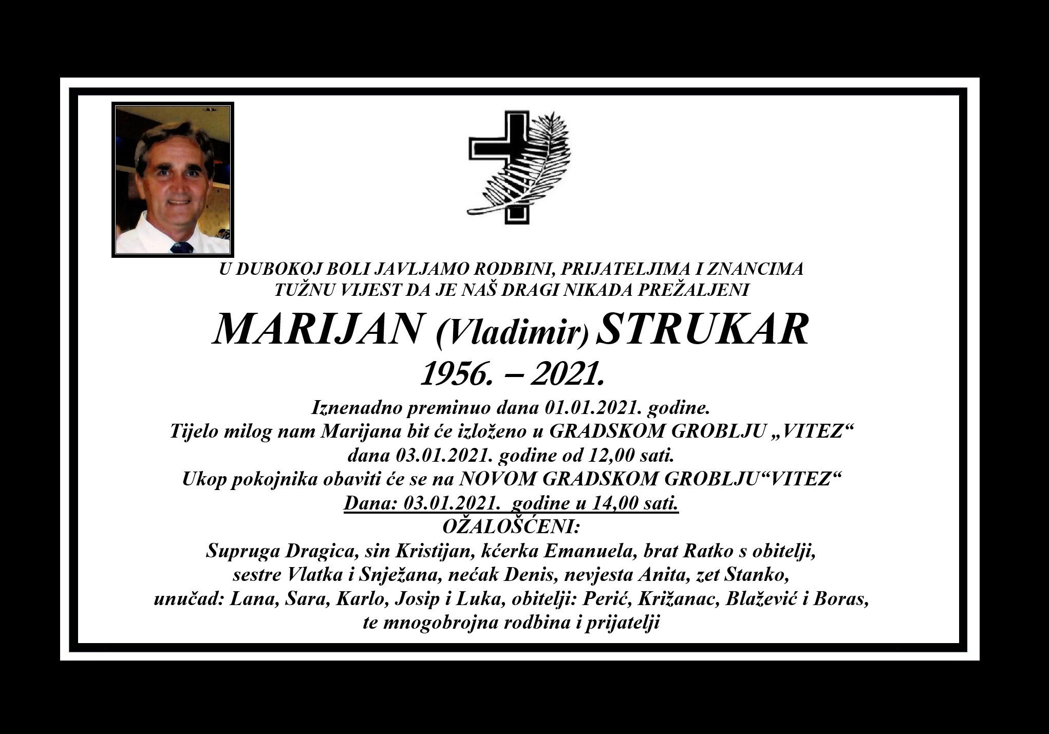 Marijan (Vladimir) Strukar