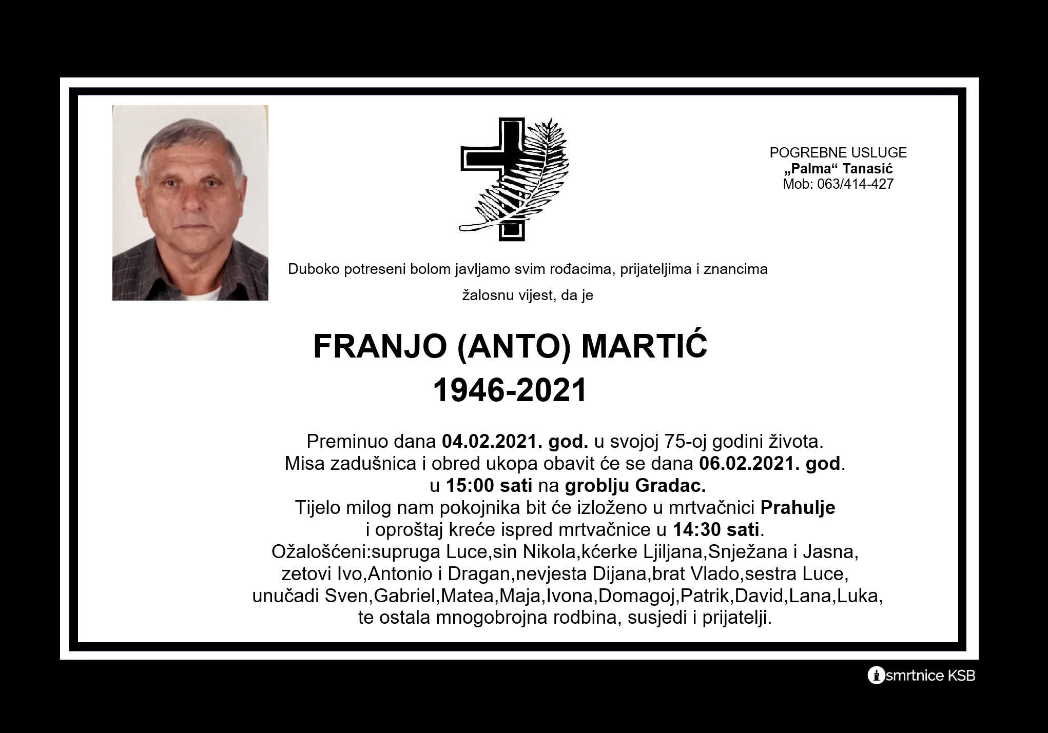 Franjo (Anto) Martić