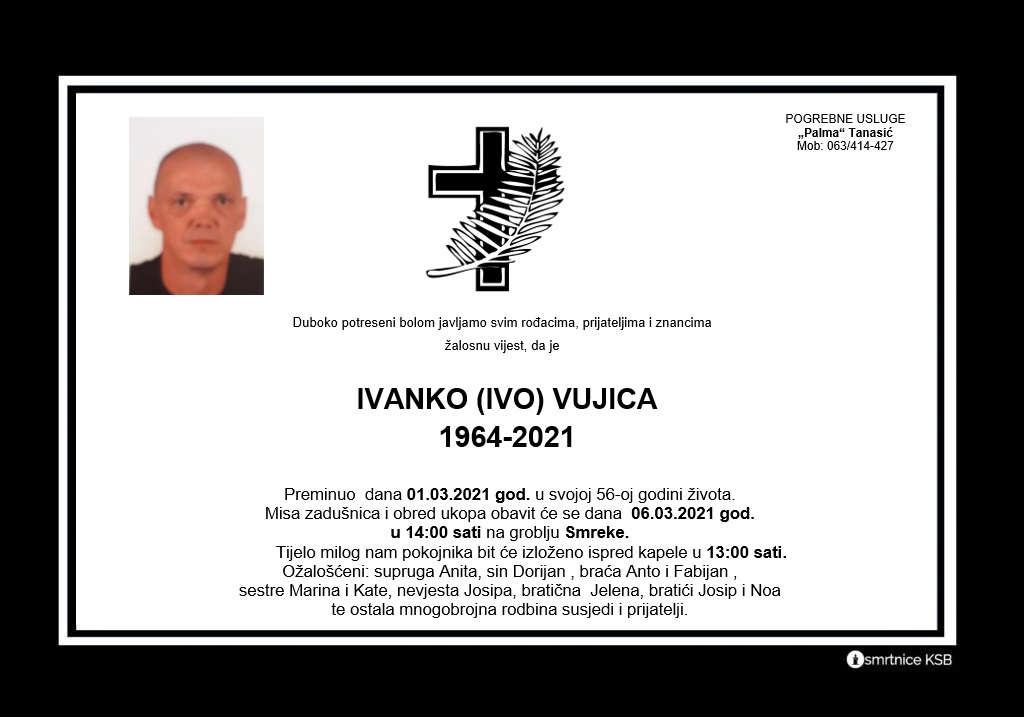 Ivanko (Ivo) Vujica