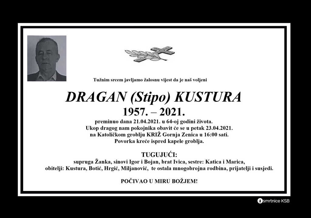 Dragan (Stipo) Kustura