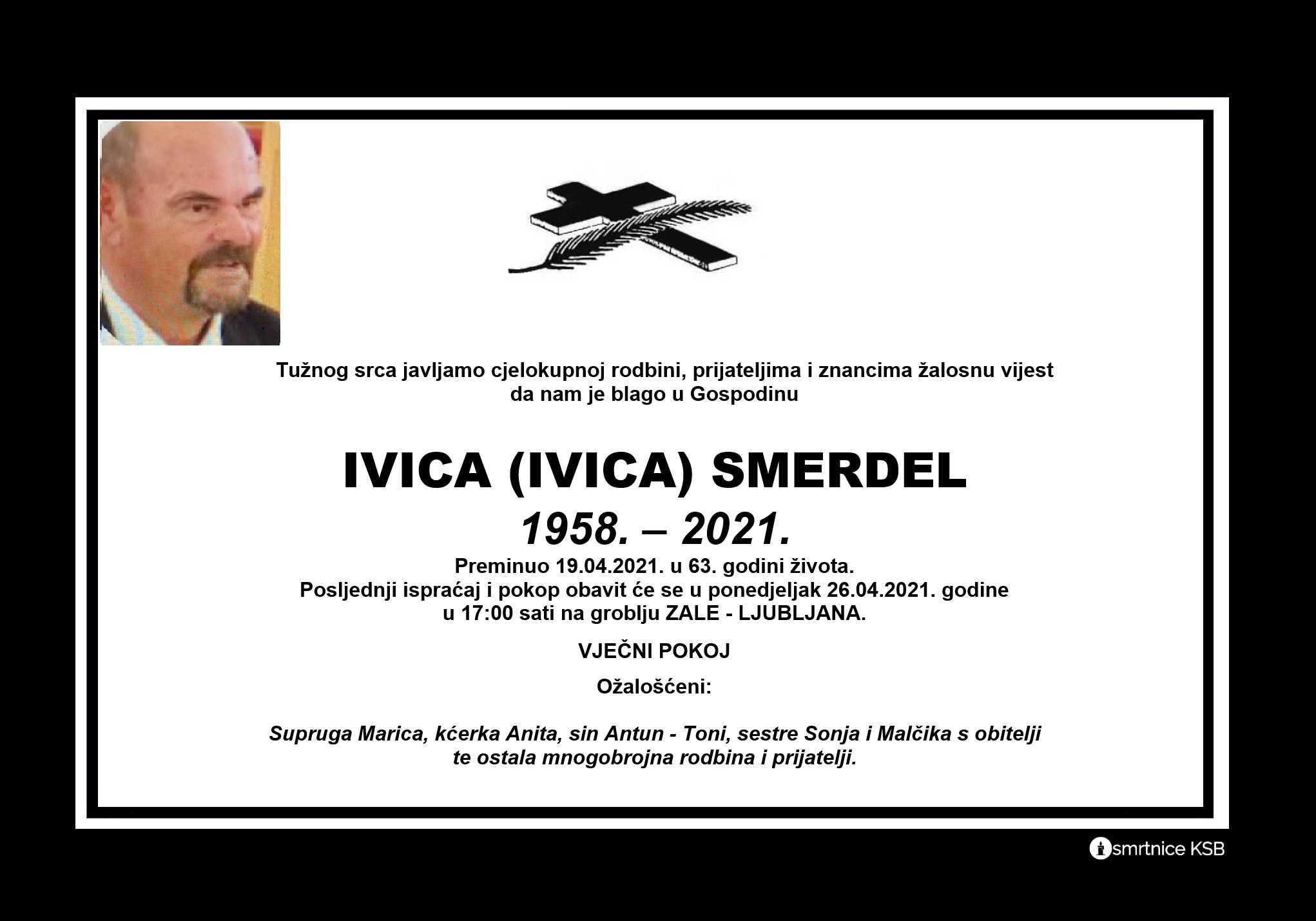 Ivica (Ivica) Smerdel