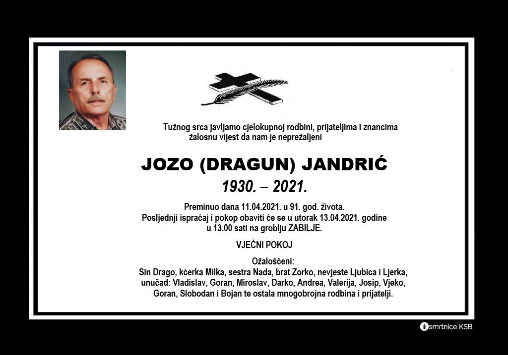 Jozo (Dragun) Jandrić