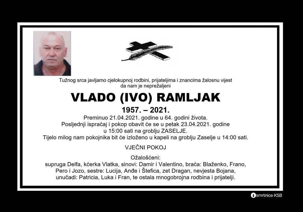 Vlado (Ivo) Ramljak