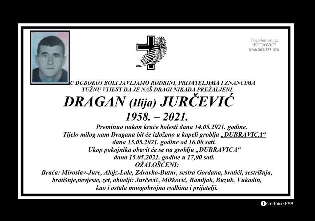 Dragan (Ilija) Jurčević