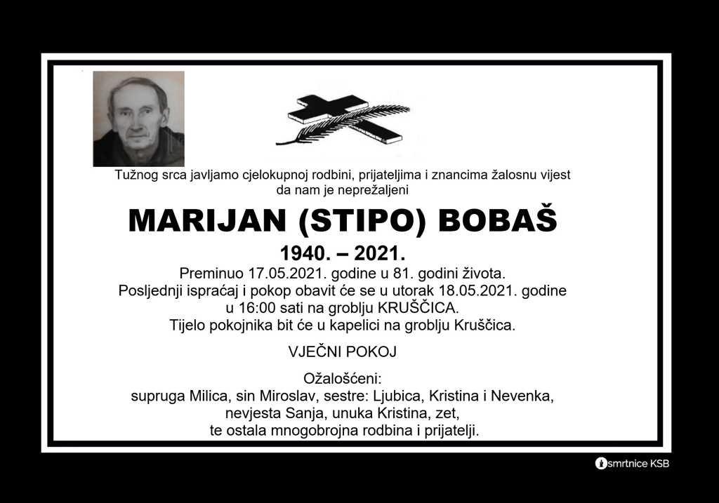Marijan (Stipo) Bobaš