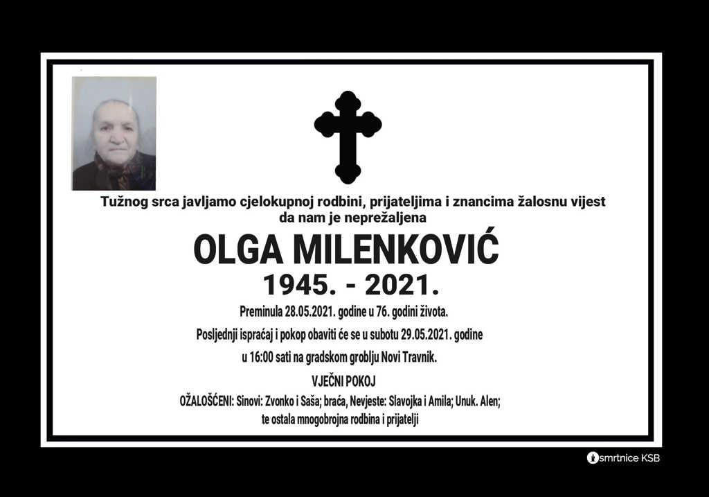 Olga Milenković