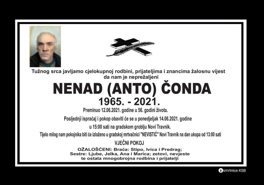Nenad (Anto) Čonda