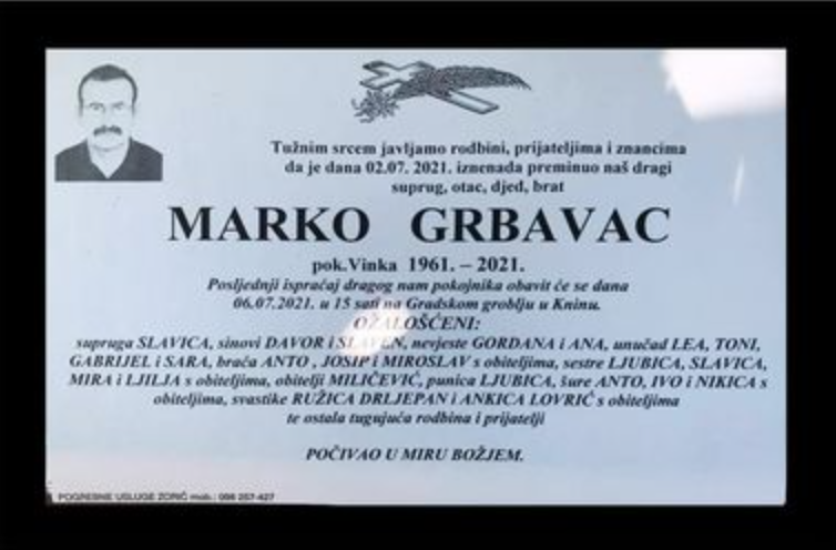 Read more about the article Marko Grbavac