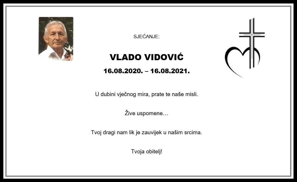 Pročitajte više o članku Sjećanje: Vlado Vidović