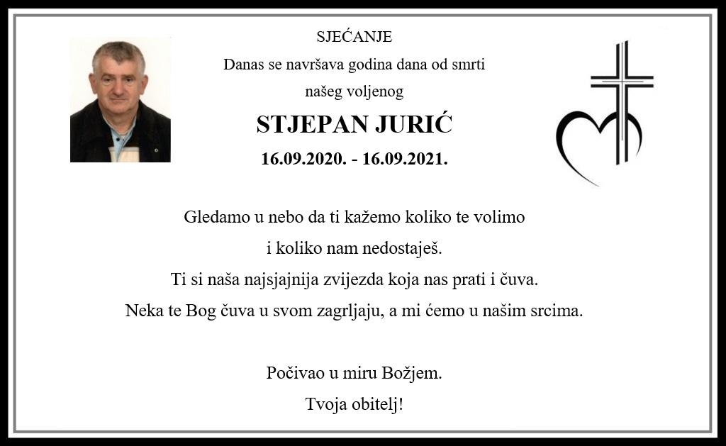 Pročitajte više o članku Sjećanje: Stjepan Jurić